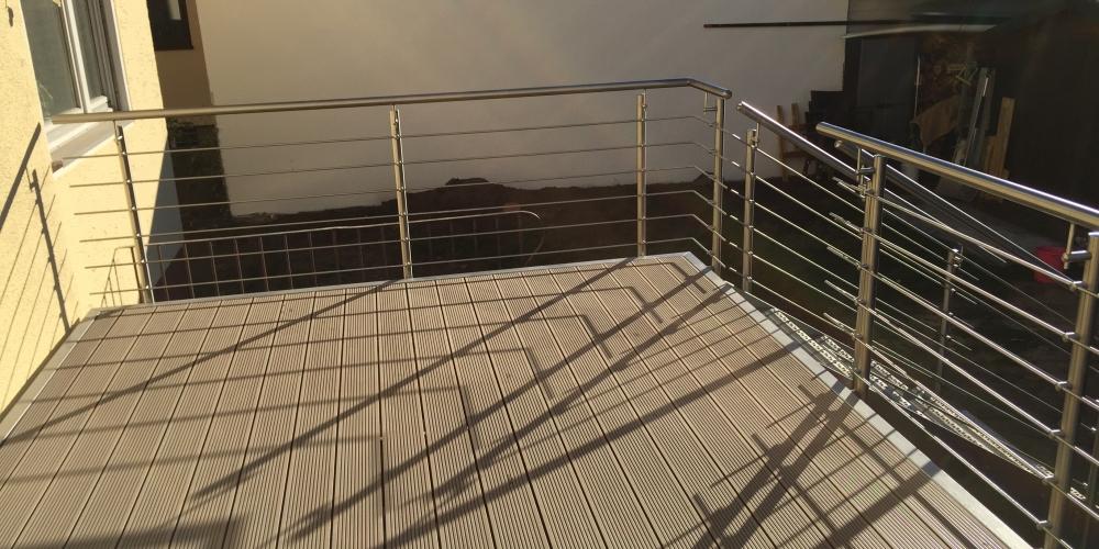 aussen gel nder terrasse terrassengel nder 233 4. Black Bedroom Furniture Sets. Home Design Ideas